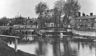 Historic High Locks
