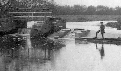 Historic Low Locks