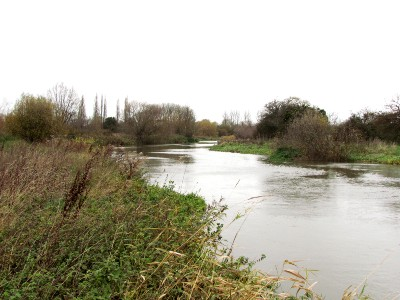 Stibbington towards Wansford
