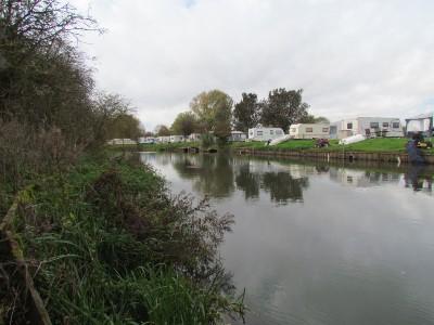 River Nene at Wansford
