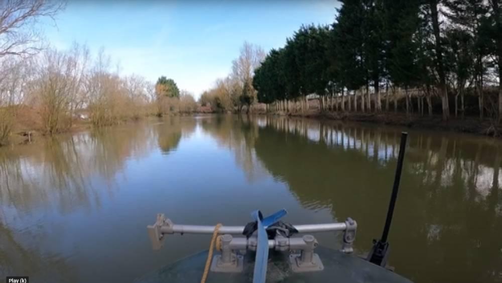 Lake Sonar Survey
