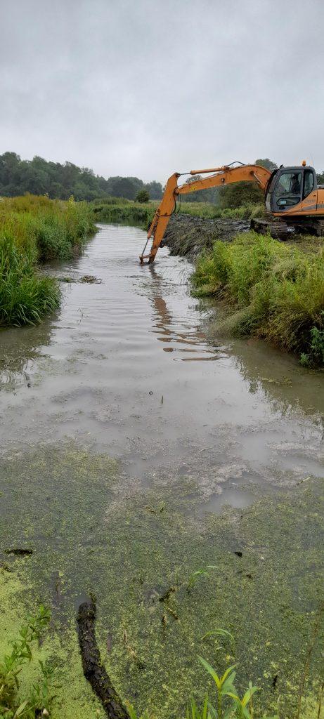 Fish Refuge Clearance